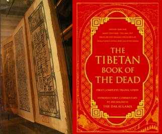 Tibetan book